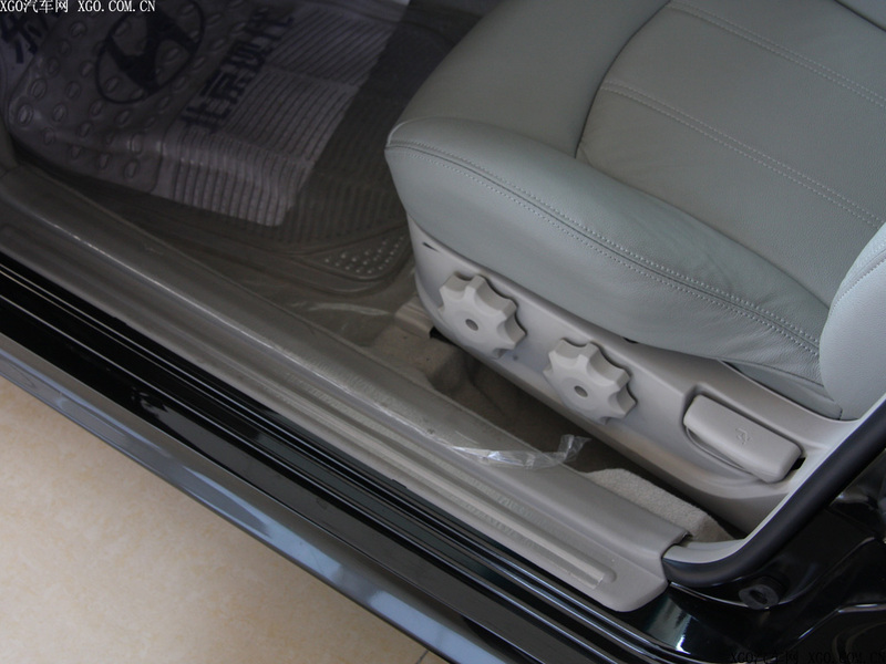 北京现代2006款 索纳塔 2.0GL 手动标准型车厢座椅图片1484513 高清高清图片