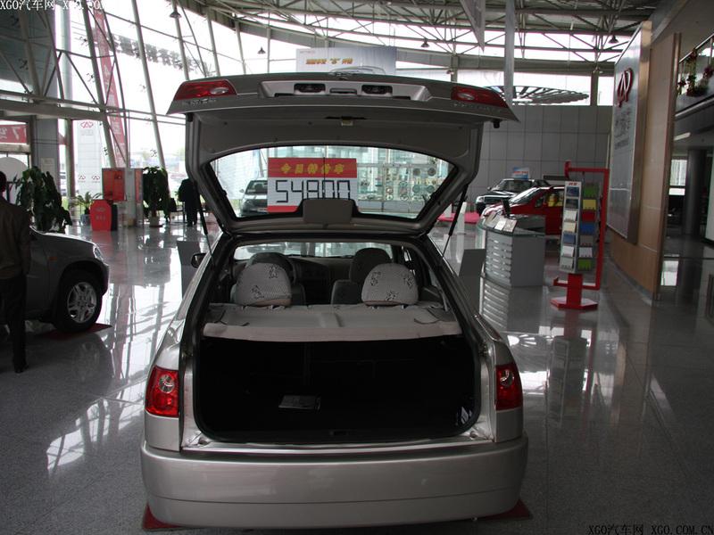 奇瑞汽车 旗云 1.3标准型车身外观1484845高清图片