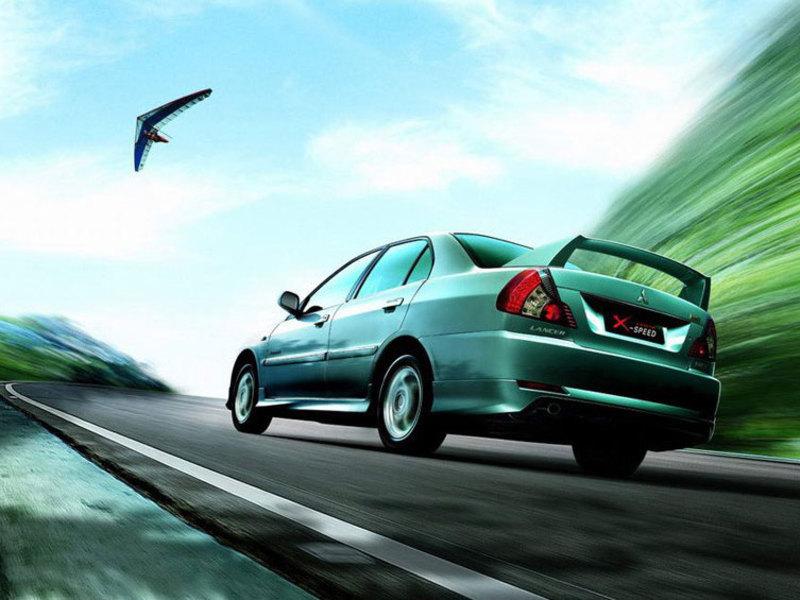 东南汽车2007款 东南三菱 蓝瑟 1.6运动豪华型车身外观图片1497865 高清图片