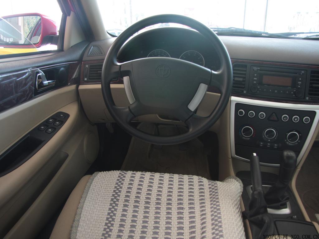 华晨中华 2007款 骏捷 1.8t mt舒适型中控方向盘1501339 -华晨中华 骏高清图片