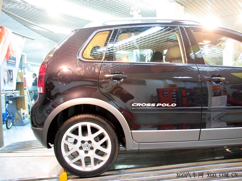 上海大众 POLO Cross Polo MT其它与改装1610261高清图片