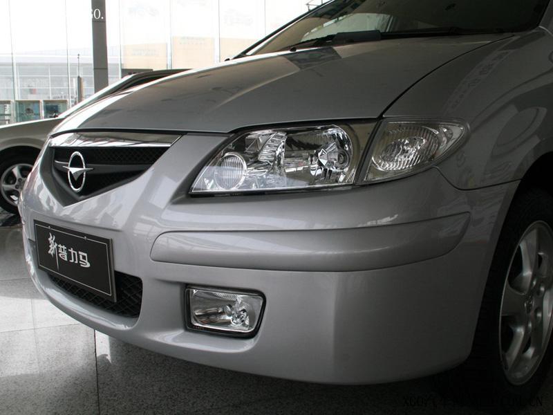 海马汽车 新普力马1.8 手动标准5座其它与改装1613924高清图片