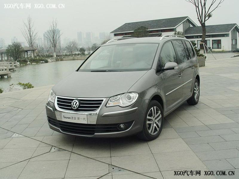上海大众 途安 1.8T智尊版自动7座车身外观1701948高清图片