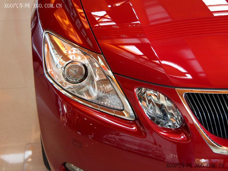 雷克萨斯 雷克萨斯 gs 300基本型其它与改装1711245高清图片