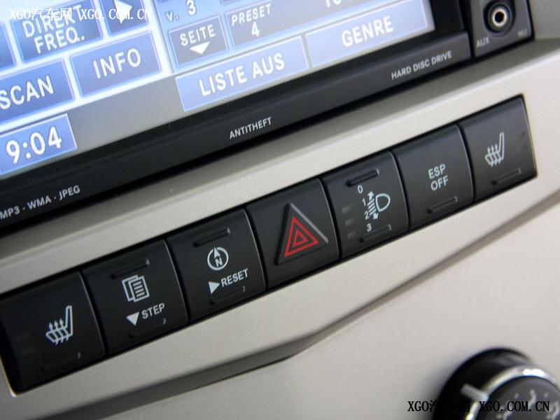 北京克莱斯勒 铂锐 2.4L 豪华型中控方向盘1719312高清图片