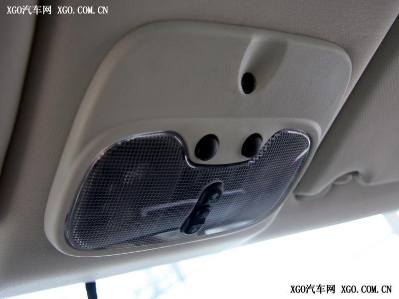 北京克莱斯勒 铂锐 2.4L 豪华型车厢座椅1719439高清图片