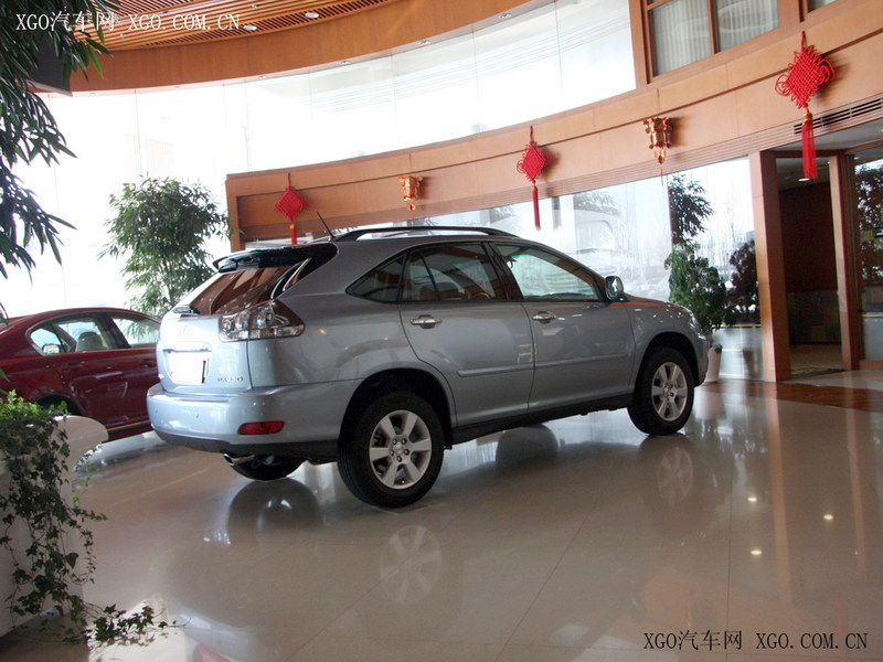 雷克萨斯 雷克萨斯 rx 350车身外观1711655 高清图片