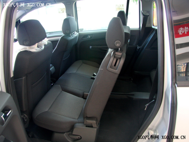 欧宝 2007款 赛飞利 1.8 at车厢座椅1782879 高清图片