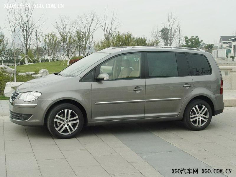 上海大众 途安 1.8T智尊版自动7座车身外观1701955高清图片