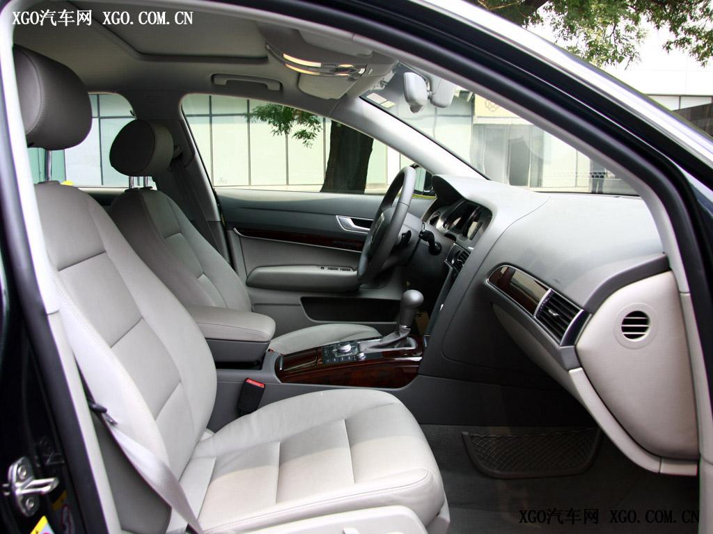 一汽奥迪 2008款 奥迪a6l 2.8 fsi 舒适娱乐型车厢座椅2098803 -一汽奥