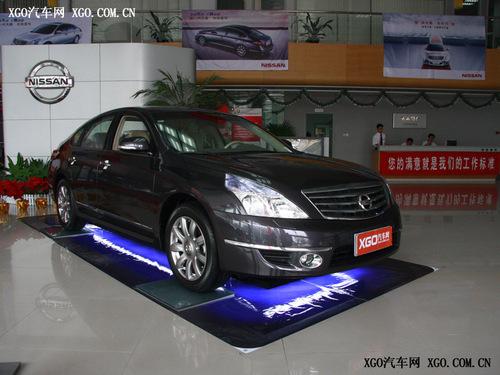 中型车市场标杆 天籁累计优惠达2.8万元