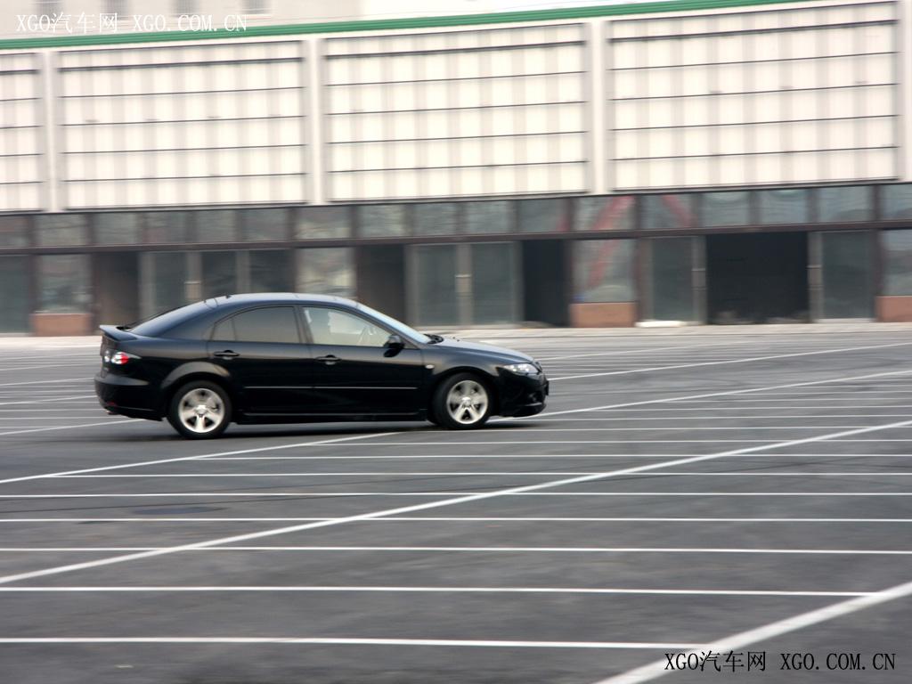 一汽马自达 马自达6 2.3l 5at轿跑评测图片2125279高清图片