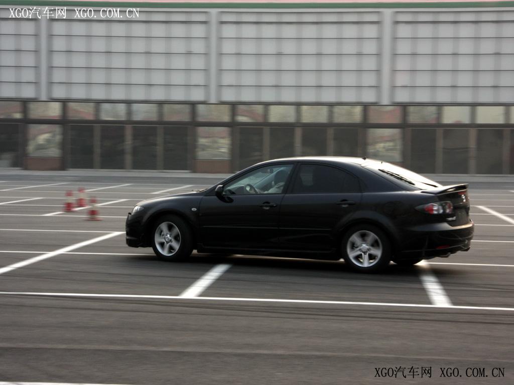 一汽马自达 马自达6 2.3l 5at轿跑评测图片2125286高清图片