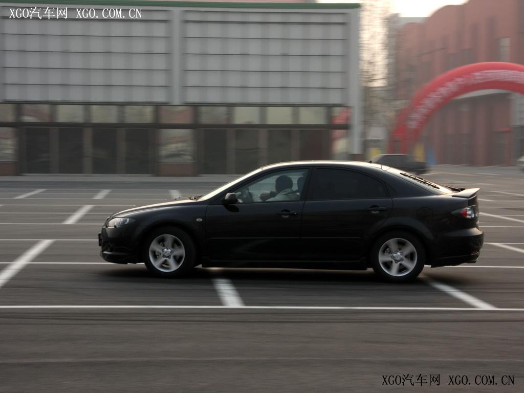 一汽马自达 马自达6 2.3l 5at轿跑评测图片2125297高清图片