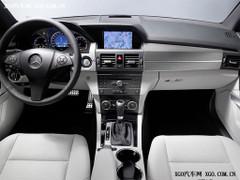 奔驰GLK南京最高现金优惠9万 现车在售