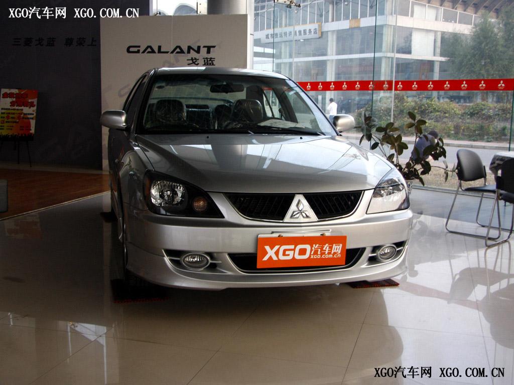 东南汽车 2007款 东南三菱 蓝瑟 1.6运动豪华型车身外观2408784高清图片