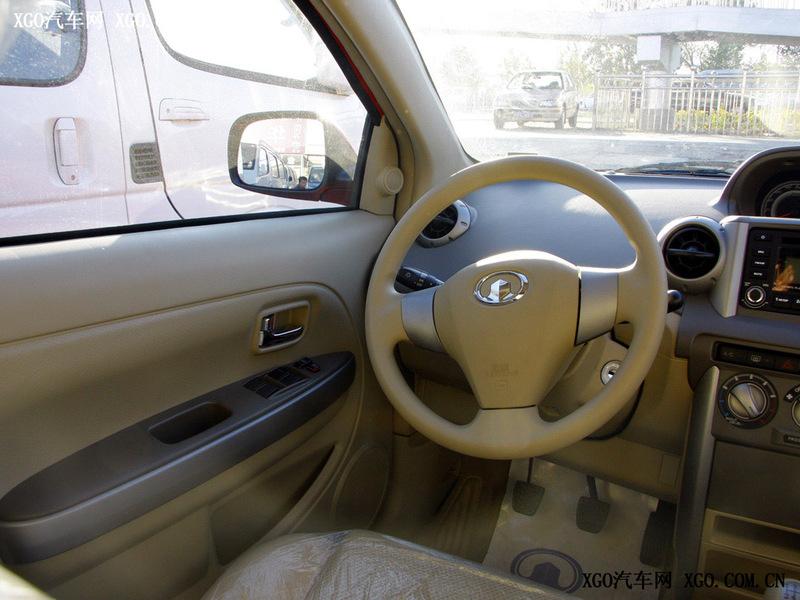 长城汽车 炫丽 1.3L 豪华型中控方向盘2465728高清图片