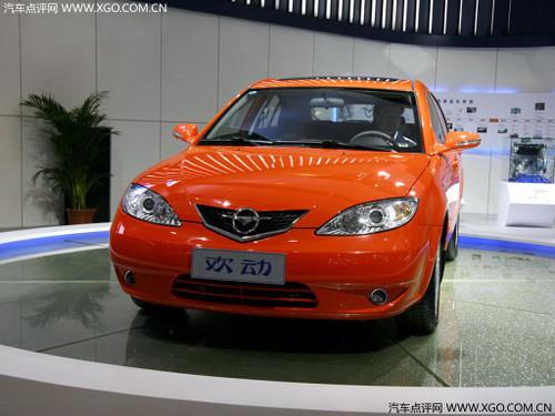 欢动钜惠1.5万元 中国锦标赛冠军车型