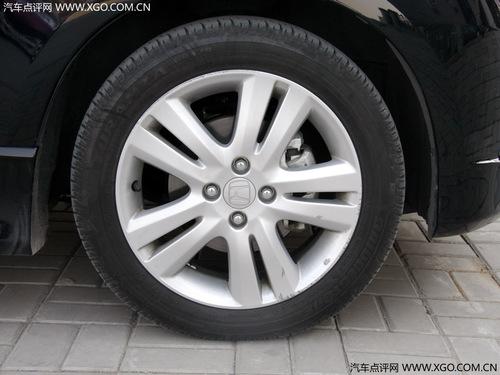 幸福的大脚 五款配16英寸轮辋小车点评