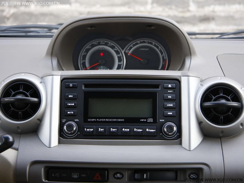 长城汽车 炫丽 1.3L 豪华型中控方向盘2708485高清图片