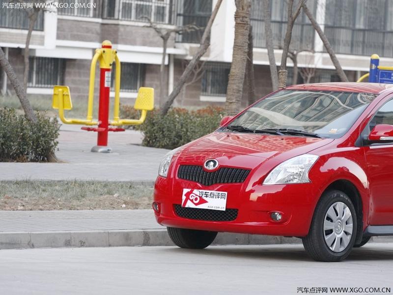 长城汽车 炫丽 1.3L 豪华型车身外观2733267高清图片