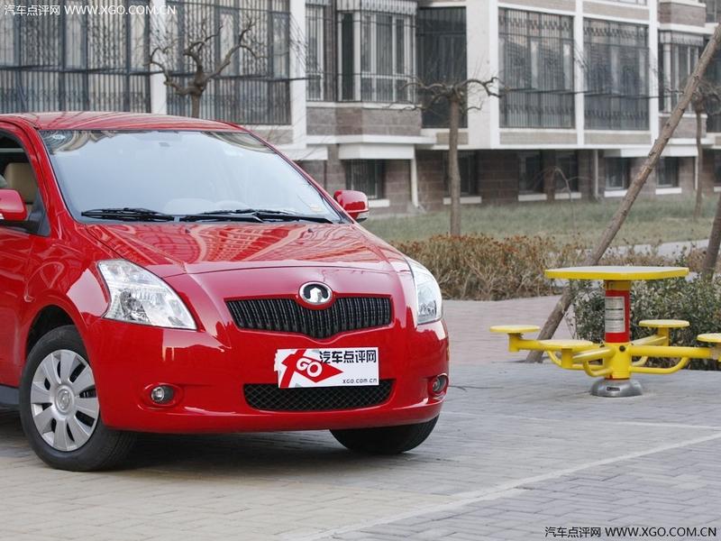 长城汽车 炫丽 1.3L 豪华型车身外观2733268高清图片