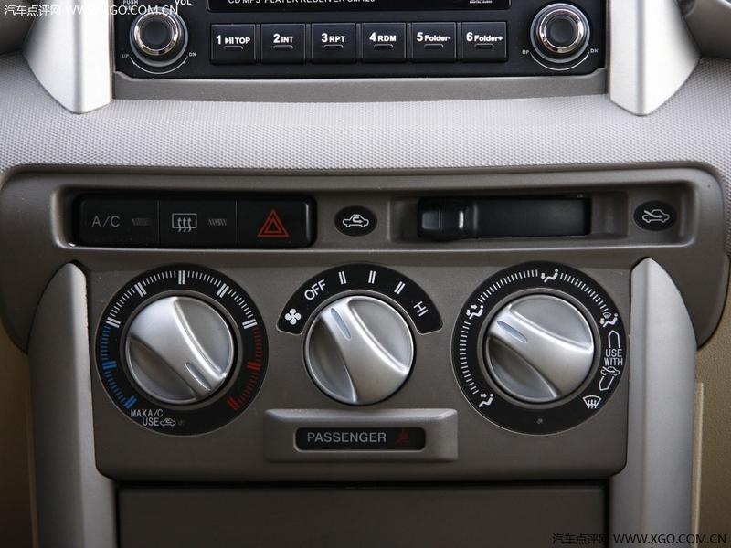 长城汽车 炫丽 1.3L 豪华型中控方向盘2708486高清图片