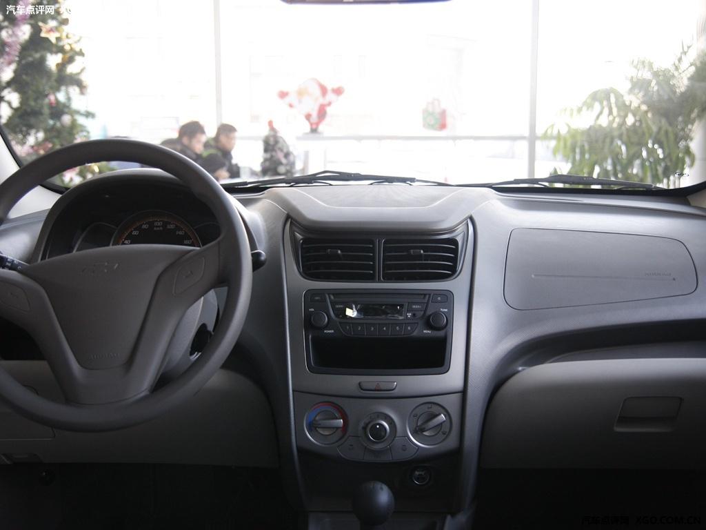 汽车图片 雪佛兰 赛欧 2010款 赛欧 1.