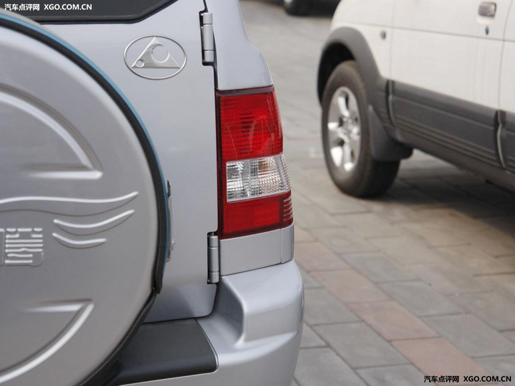 长丰汽车 猎豹飞腾 2.0 标准型其它与改装2836598高清图片