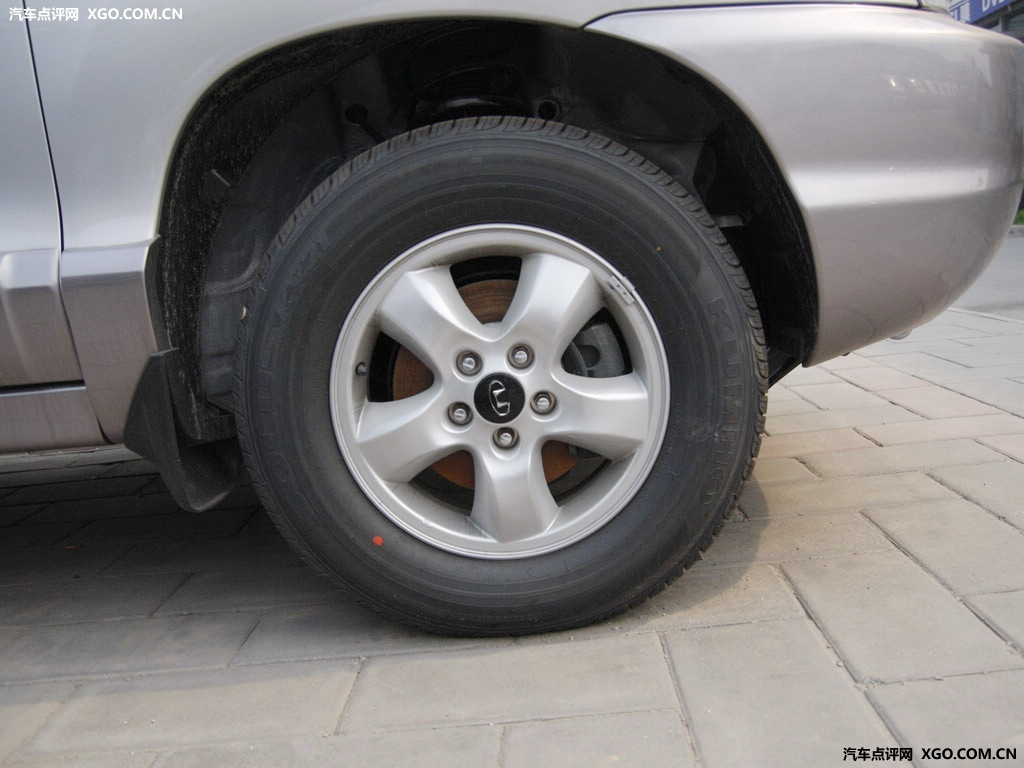 华泰汽车 圣达菲 2.0 四驱自动天窗其它与改装2836629高清图片