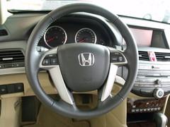 高性价比中型车 广本雅阁最高优惠1.8万