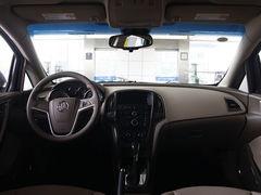 舒适稳重动力足 英朗GT保险优惠享补贴