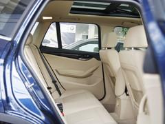 售35.8/46.4万元 宝马X1两款新车上市