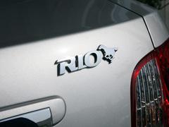 实用型家用车 起亚RIO锐欧最高1.3万元