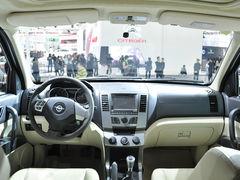 实惠型家用SUV 海马骑士最高优惠4000元