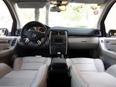 高品质家用车 奔驰B200现金优惠达6.5万