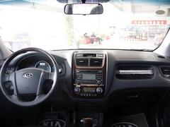 实惠型SUV 狮跑最高降2.3万还送交强险