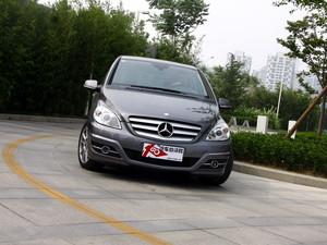 南京奔驰B级优惠高达5.5万元 现车充足