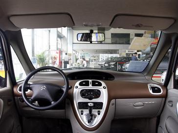 毕加索 雪铁龙毕加索汽车报价及图片 毕加索2012款