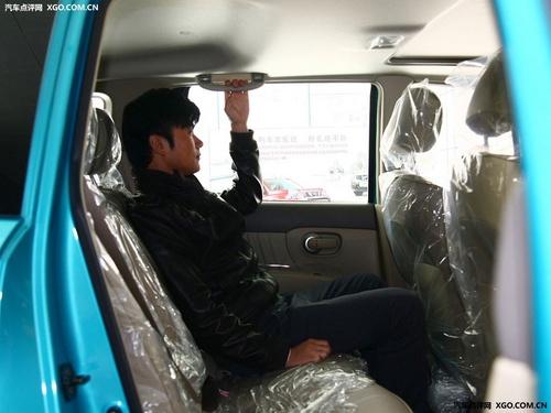 春游踏青好选择 4款大空间家用舒适车型