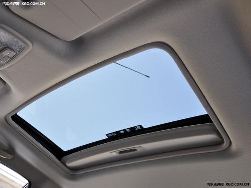 图个方便 10万内带天窗自动挡小车推荐