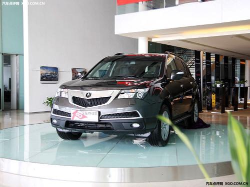 售63.2万元起 讴歌四款增配车型上市
