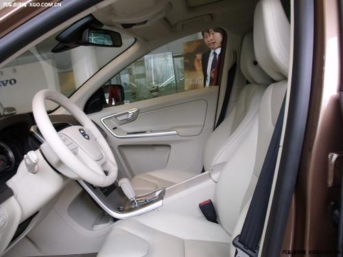 安全引领不羁人生 全新沃尔沃XC60轿车
