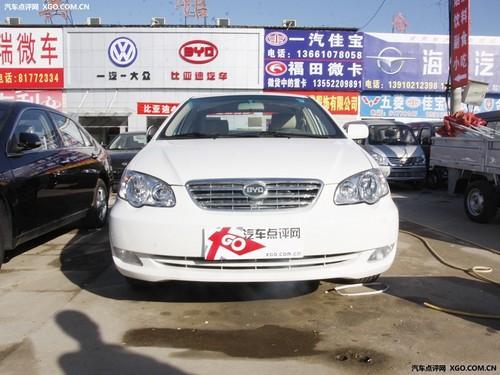 比亚迪汽车2009年利润同比增涨2倍以上