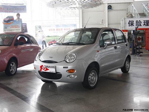 入门级车型也保值 奇瑞QQ3全年价格走势