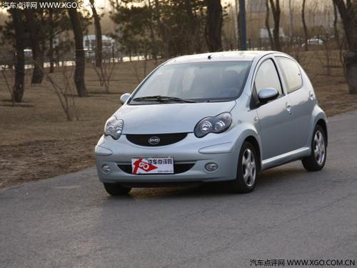 真正平民车 比亚迪F0实用型仅2.99万元