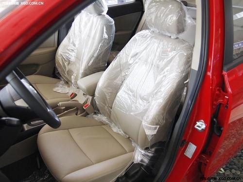 由下而上的温暖 15万带座椅加热的车型