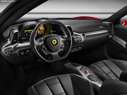 预计400万元 法拉利458 Italia车展上市