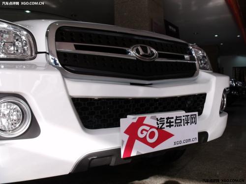 华泰家族新成员 2.0L汽油版圣达菲上市