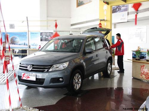 销量再创新高 上海大众途观7月销8255辆